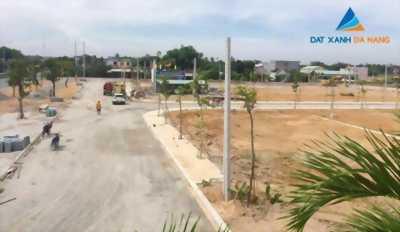 Đất nền mặt tiền đường QL1A khu đô thị TT Bình Nguyên