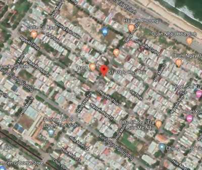 Cần bán lô đất mặt tiền đường Đặng Huy Trứ, diện tích 92,3m2