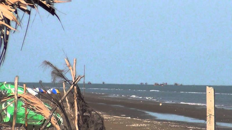 Bán đất mặt biển khu du lịch cồn bủng,thạnh phú bến tre