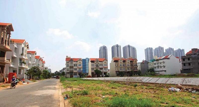 Đất khu tái định cư công nghiệp Giao Long