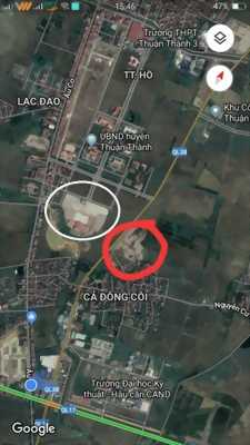 Đầu tư dự án đất nèn không thể bỏ qua dự án KĐT Làng Cả thị trấn Hồ - Thuận Thành