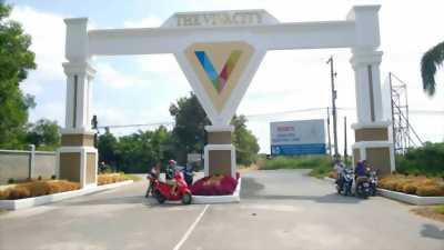 Đất nền dự án Viva City(Biên Hòa Mở Rộng)