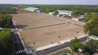 Đất mặt tiền Phùng Hưng ngay sân bay quốc tế long thành