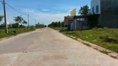 Đất mặt tiền 907m2 Hùng Vương Ngã 6 Châu Thành HG.