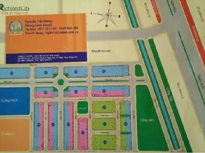 Đất nền khu đô Thị Mới Richland City-Hiệp Phước Đồng Nai