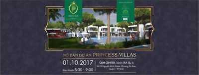 Princess Villas - Hồ Tràm ngôi nhà thứ 2 của bạn