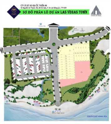 Vị trí xây khách sạn đặc biệt tại Hồ Tràm, giá mềm