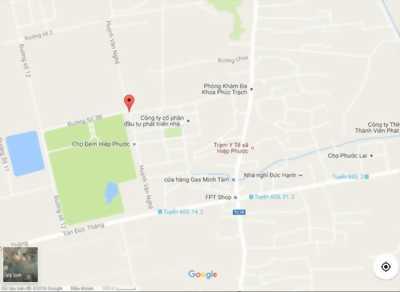 Đất nền Huỳnh Văn Nghệ, Nhơn Trạch, Đồng Nai
