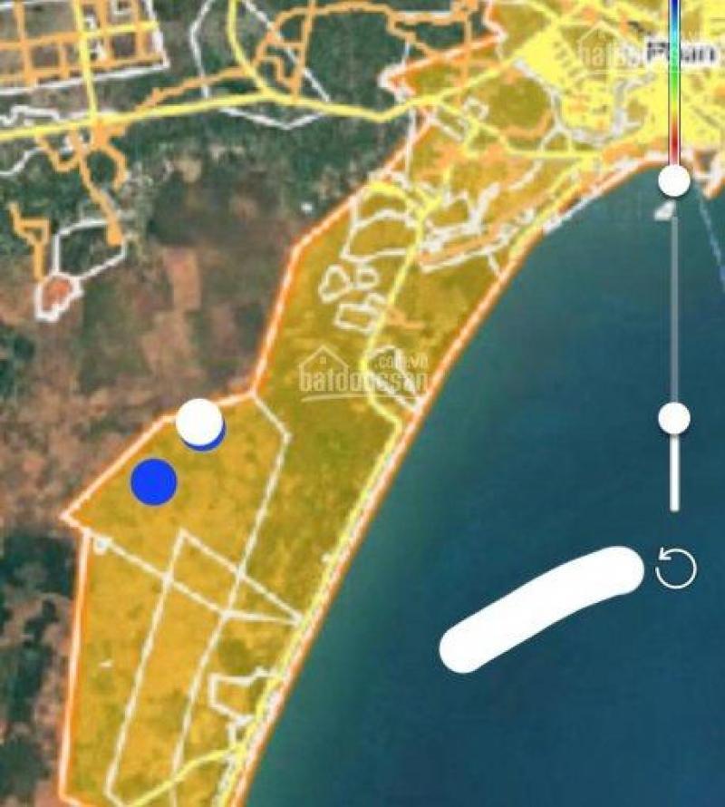 Bán đất nền phân lô Tp Phan Thiết 280 tr /1000 m2
