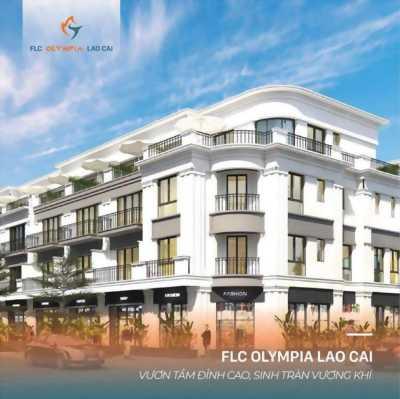 Nhận đặt chỗ ưu tiên dự án FLC OLYMPIA Lào Cai: