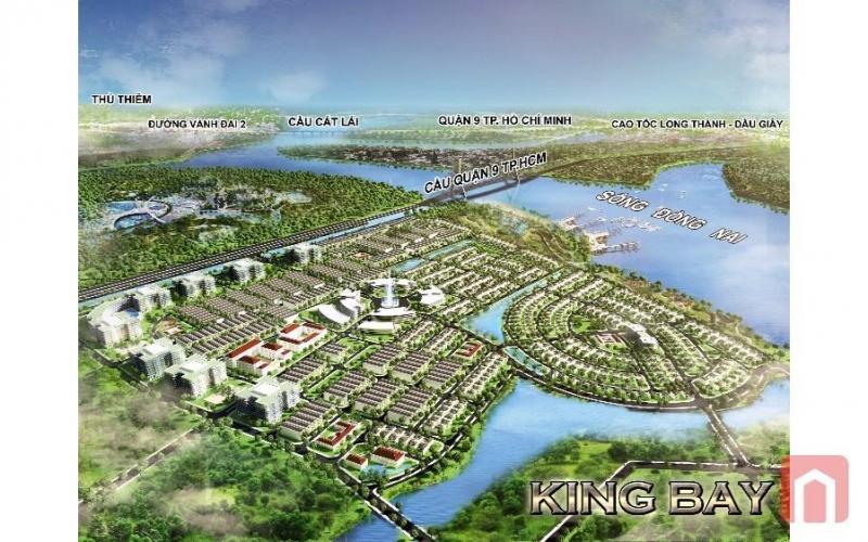 Dự án đất nền King Bay - dự án khu dân cư 125ha