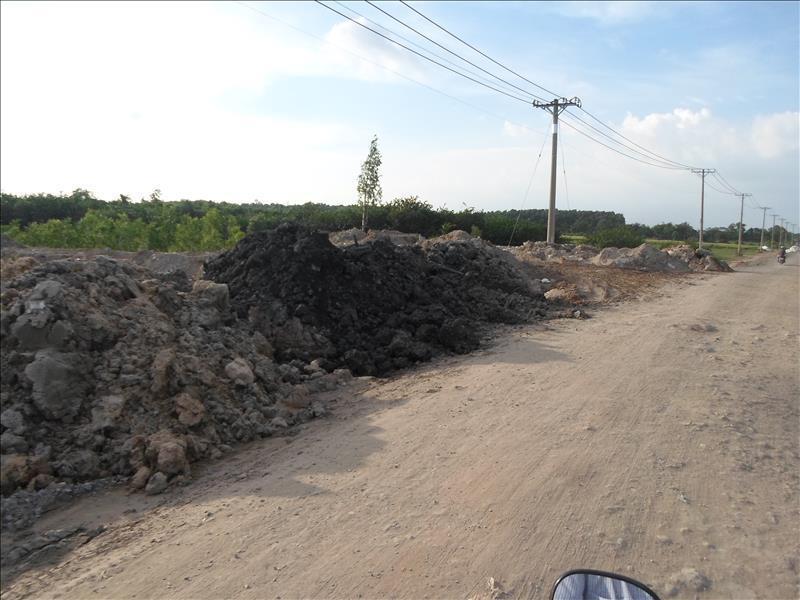 Bán lô đất để mua nhà, diện tích lớn 1000m2 ngay Nhà Bè