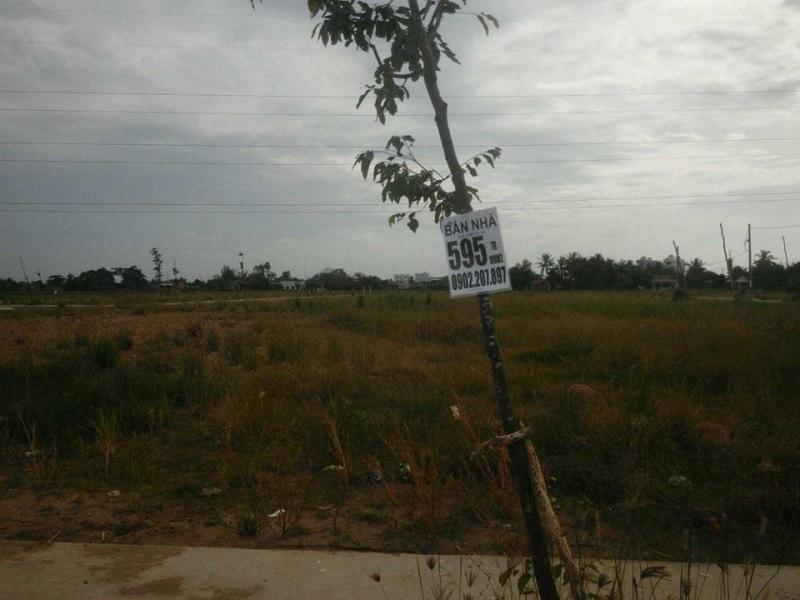 Chính Chủ để lại lô đất khu vực ấp Hòa Thuận , CG