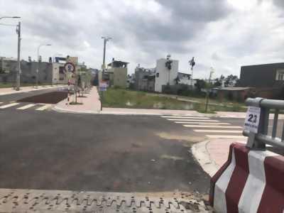 Bán đất nền Vĩnh Lộc B, Bình Chánh, SHR, giá chỉ 335tr/ nền