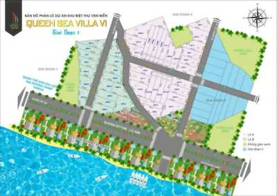 Đất Nền Biệt thự view biển khu Vự người châu âu nghỉ dưỡng Chỉ 350 tr /1000 m2