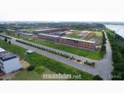 Cần vốn bán 120m2 đất,phường 6, TP. Tân An_SHR_CC_GPXD_Long An