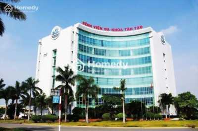 Hệ thống Ngân hàng TP.HCM thông báo thanh lý 3 lô góc và 15 nền đất thổ cư Bình Tân