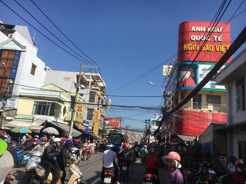 Mua đất lì xì vàng đất mặt tiền Lê Văn Khương trung tâm Q12, thanh toán linh hoạt- sổ hồng trao tay