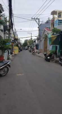 Đất nền quận 12, hẻm Nguyễn Văn Quá, sổ hồng riêng, 60m2 thổ cư, giá đầu tư