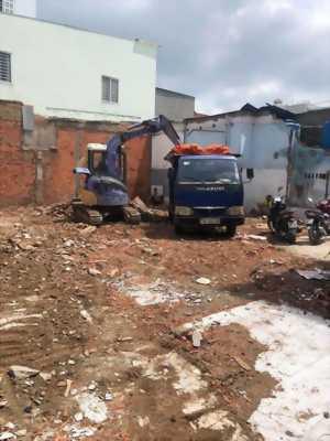 Bán lỗ trả nợ cần bán gấp lô đất ở đường Nguyễn Văn Quá,đông hưng thuận Q12