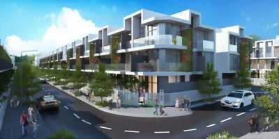 Qũy Đất Vàng xây dựng nhà phố, biệt thự đẹp nhất Q2