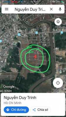 Sang gấp lô đất đáng đầu tư Nguyễn Duy Trinh 68m2