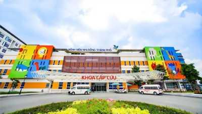Cần vốn kinh doanh nên bán 3 lô liền kề 390m2 ngay kế KCN Tân Tạo gần Bệnh Viện Nhi Đồng 3 chỉ 10p