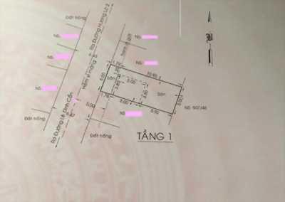 Cần tiền mua nhà ở liền nên bán đất Hương Lộ 2 64m