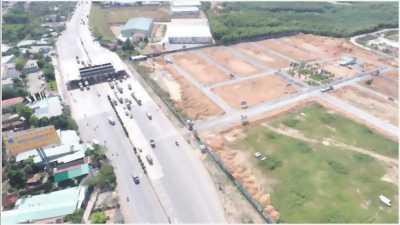 Bán đất nền mặt tiền đường Quốc Lộ quận 9, Giá chỉ 388 triệu