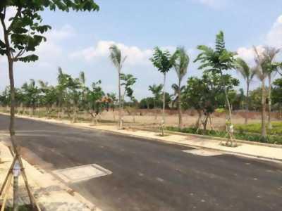 Bán đất dự án Việt Nhân Villa Riverside cạnh VinCity Quận 9