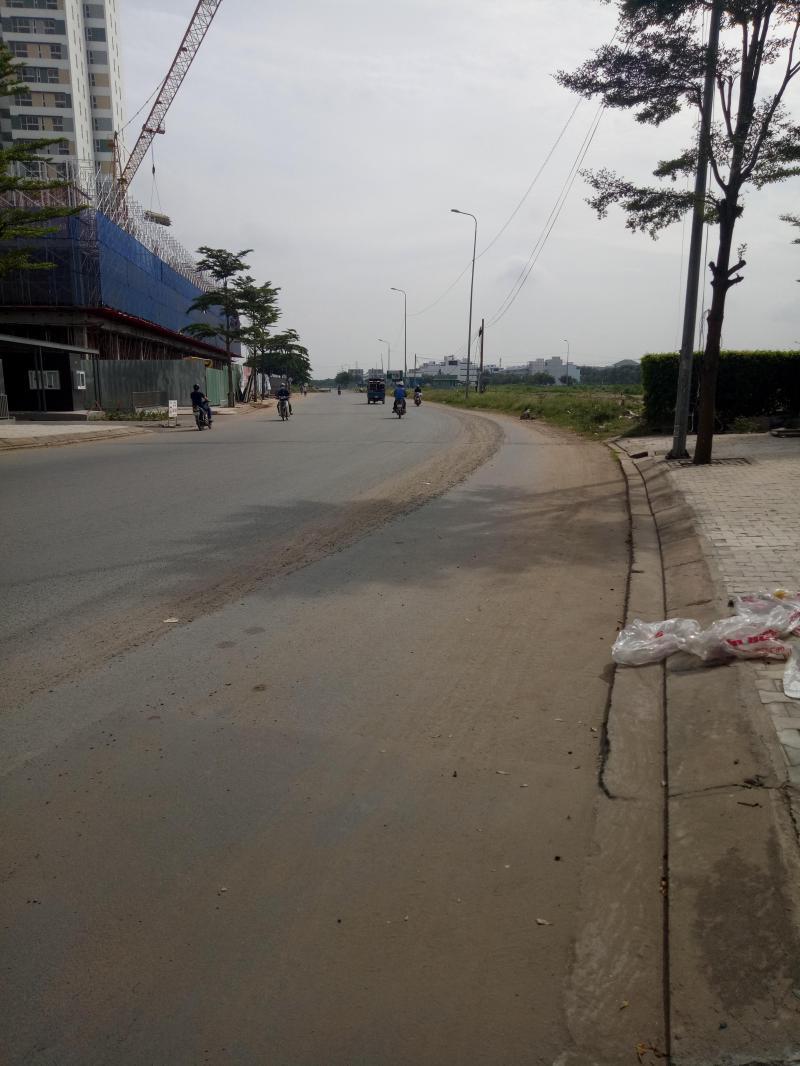 Bán đất mt nền dự án tại Singa City - Quận 9
