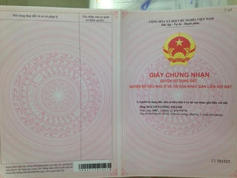 Bán đất Long Phước Q9 giá cực tốt tiềm năng sinh lợi cao