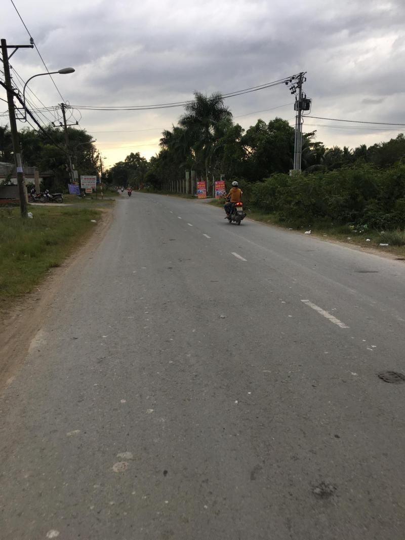 Bán đất khu hiện hữu giáp làng đại học 2 quận 9