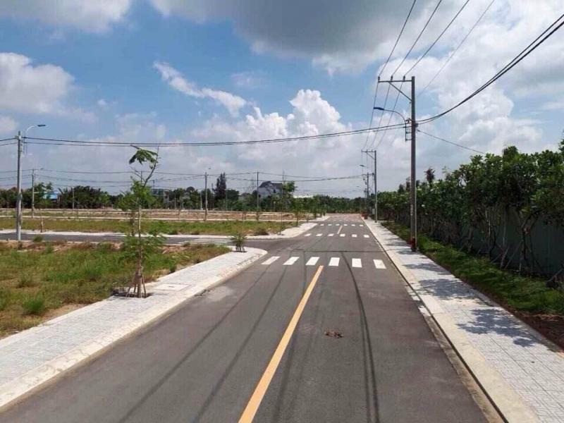 Đất nền đường Lò Lu Q9.TPHCM