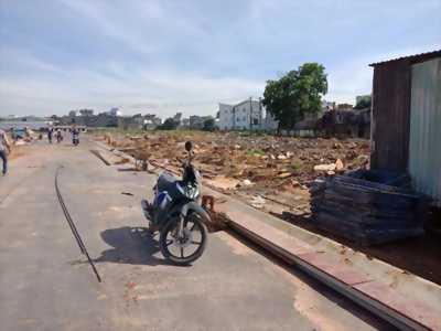 Cần bán lô đất đường 12m, sổ hồng gần trường học