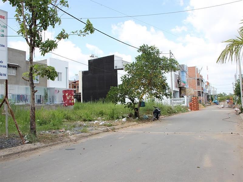 Bán lô đất chính chủ nằm ở đường Nguyễn Duy Trinh, Q9,SHR