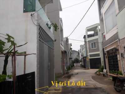 Cần bán đất mặt tiền hẻm 1088 Nguyễn Duy Trinh, giá tốt Long Trường, quận 9