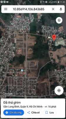 Cần bán đất đường 6 Nguyễn Xiển, Long Bình gần Vincity Grand Park giá đầu tư