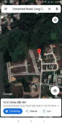 Bán đất gấp đất dự án Châu Long Nguyễn Xiển đối diện Vincity quận 9 giá tốt