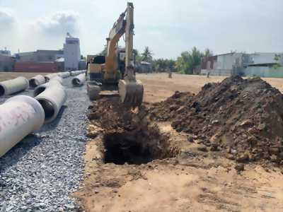 Bán đất mặt tiền đường Trung Tâm quận 9 Khu Đô Thị Sim City
