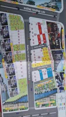 Chính chủ bán gấp D02 mặt tiền trường lưu gần chợ Trường Lưu, đối diện biệt thự và dự án Kim Oanh.