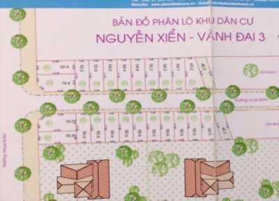 Chủ cần vốn bán gấp lô đất đường nguyễn xiển, 4,4x11,8, giá 2ty200, shr, 0938247698.