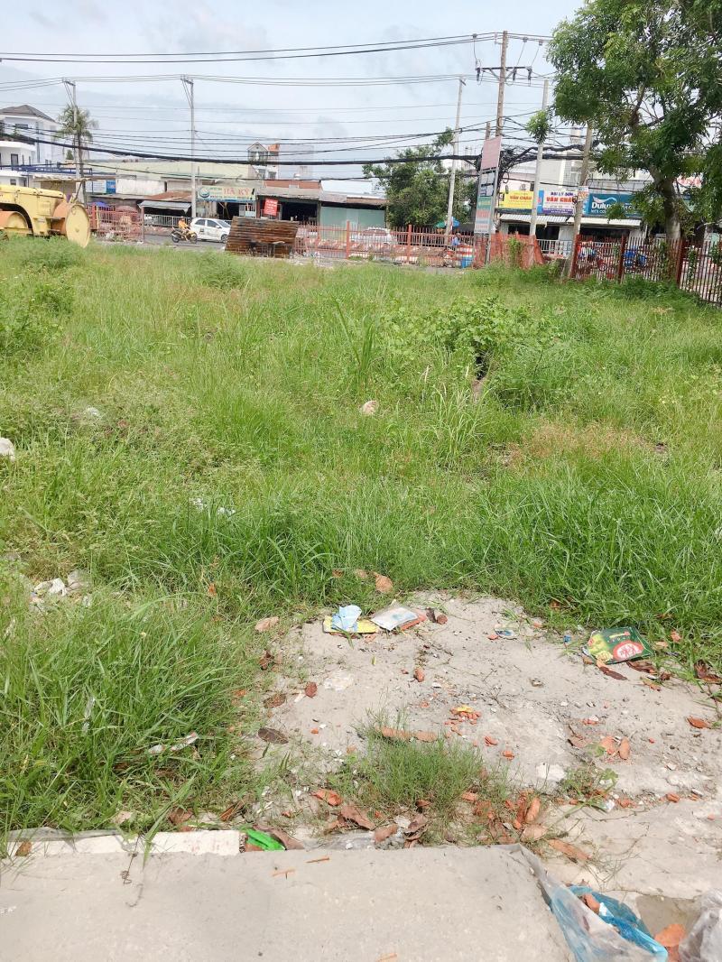 Cần bán gấp lô đất đường tỉnh lộ 10 ngay gần chợ Bà Hom cũ