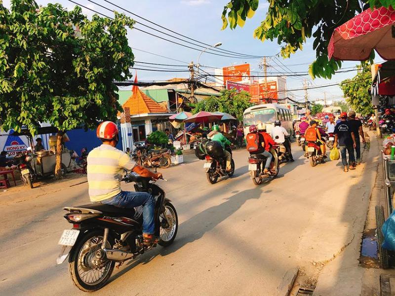 Đất nền KDC Kim Tây Nam – Hương Lộ 2 Bình Trị Đông A