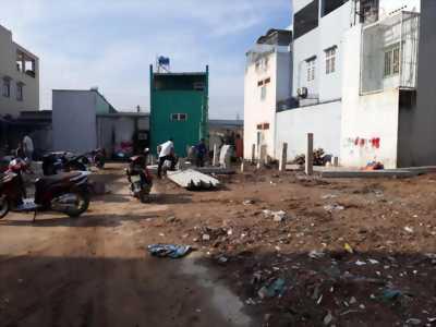 Bán gấp đất KDC Bà Hom Tân Tạo A, Bình Tân giá 40tr/m2