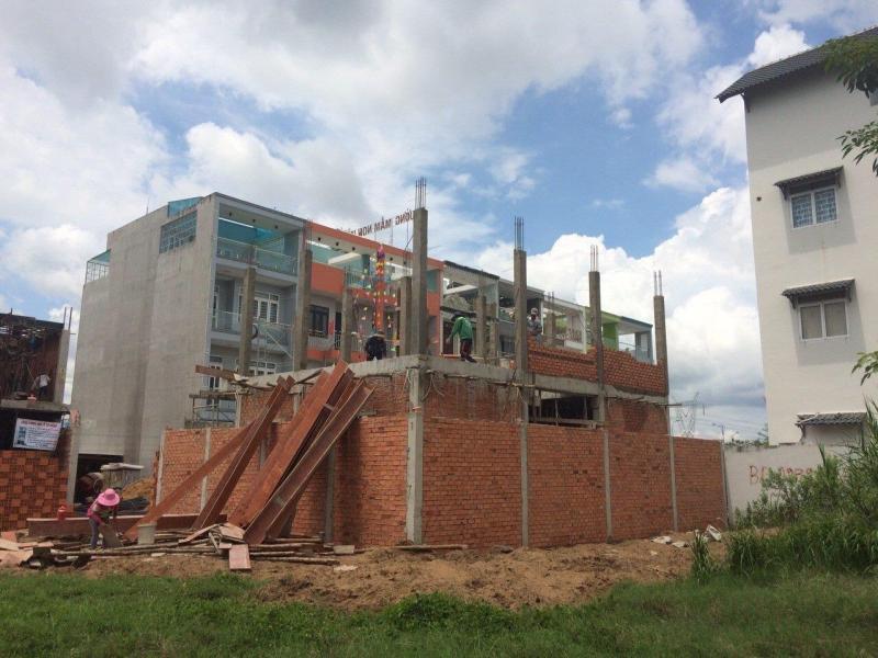 Bán 3 lô liền kề gần bệnh viện Chợ Rẫy 2, KCN Pouyen, giá 890 triệu