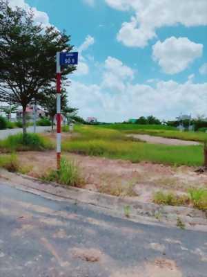 Bán đất thổ cư đường Bà Hom diện tích 6m x20m sổ hồng riêng, đường nhựa 16m.
