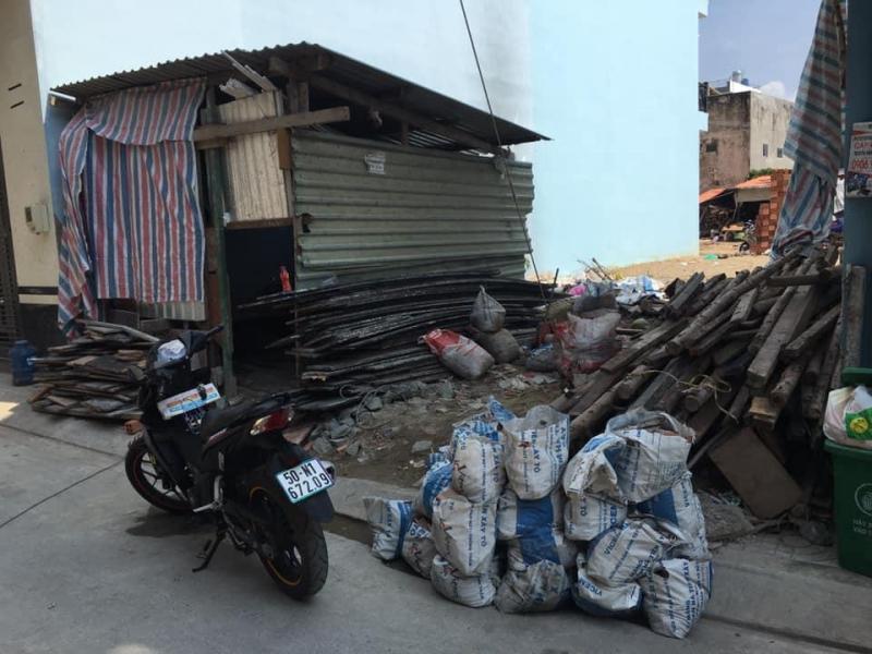 Bán đất thổ cư 6.4x12m đường Mã Lò, Bình Hưng Hòa A, BT
