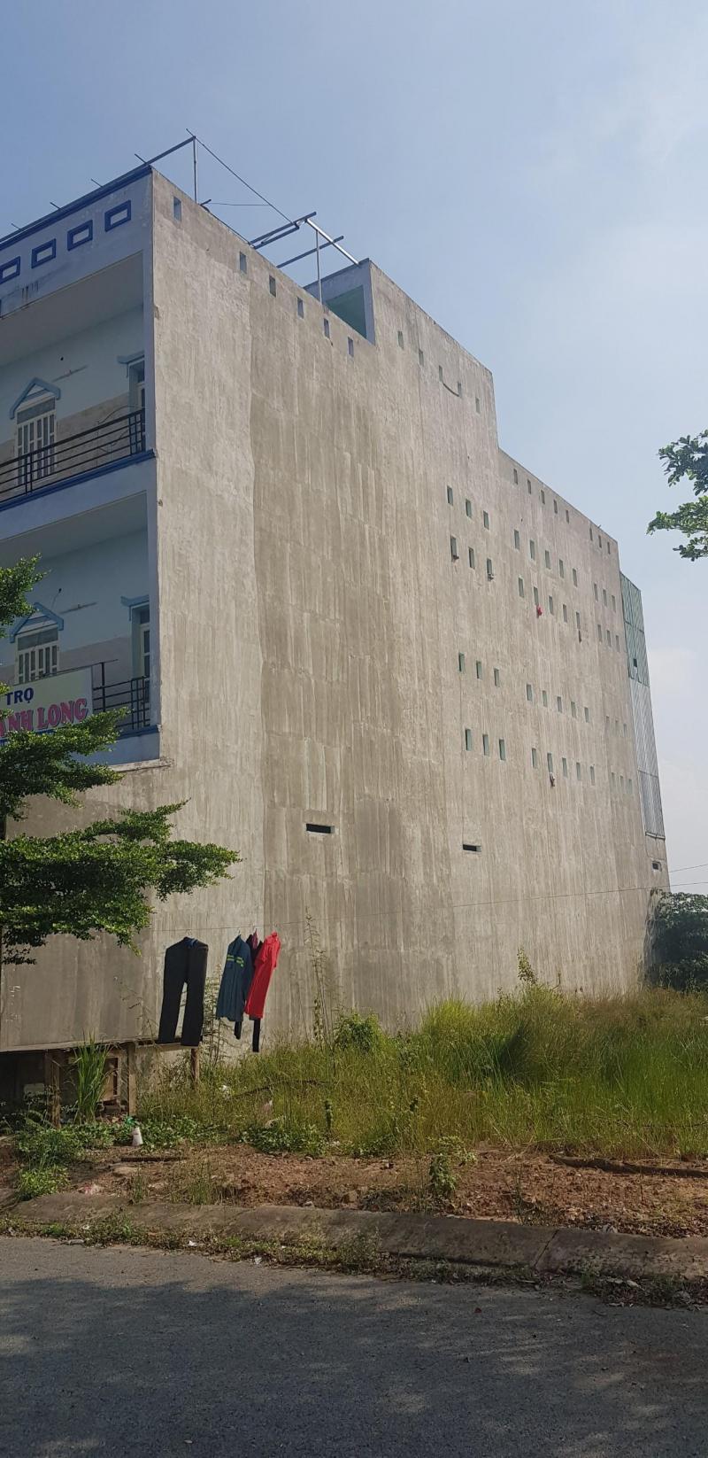 Ngân hàng Sacombank thanh lý đất nền, thổ cư 100%, SHR. Xây dựng tự do, dân cư đông đúc.