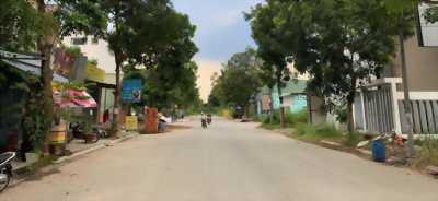 Ngân hàng VIB hỗ trợ phát mãi 16 nền đất và 4 lô góc thổ cư 100% KDC Tên Lửa liền kề Aeon Bình Tân
